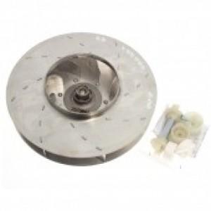Крыльчатка вентилятора арт. 3003760